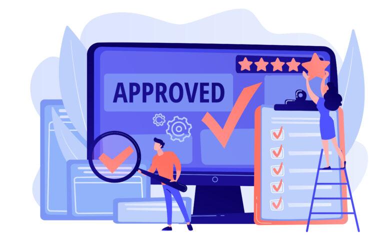 Artwork Approval Process