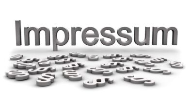 Photo of What is the Impressum? Main characteristics