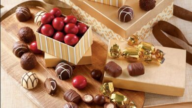 Photo of Top 5 Types of Chocolate Boxes that Use to Pack & Deliver the Chocolate Product