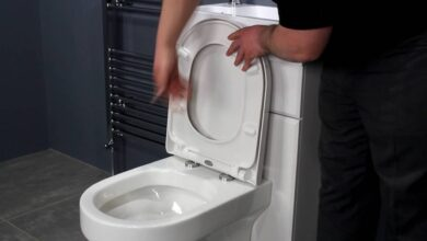 Photo of How to change the toilet seat | Toilet Commode Fixing
