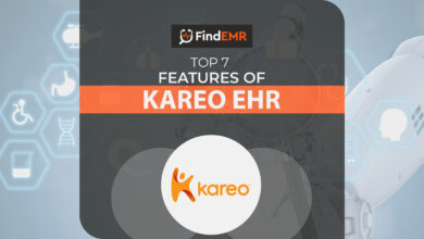 Photo of Detailed About Top 7 Features of Kareo EHR Software