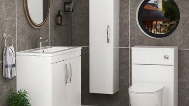 Photo of Choosing the right bathroom sink cabinets for your home