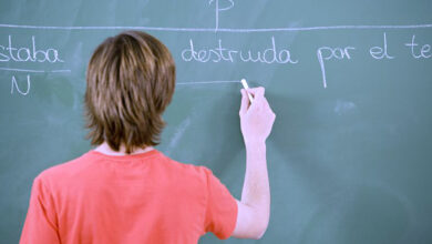 Photo of Learning Spanish through Spanish lessons can be easy and interesting