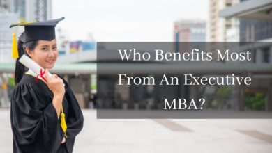 Photo of Who Benefits Most From An Executive MBA?