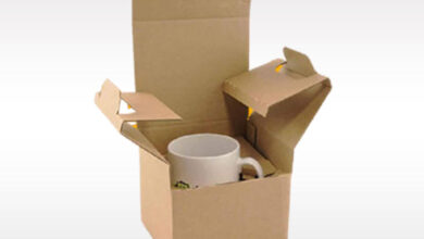 Photo of Mug shipping boxes offering safest & reliable packaging resolution