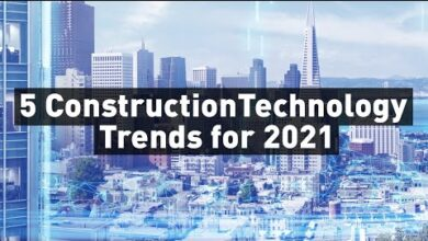 Photo of Fast View Of 5 Leading Construction Trends 2021