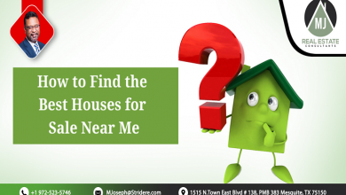 Photo of How to Find the Best Houses for Sale Near Me
