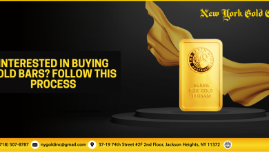 Photo of Interested in Buying Gold Bars? Follow this Process