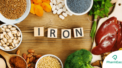 Photo of Importance Of Iron For Human Body