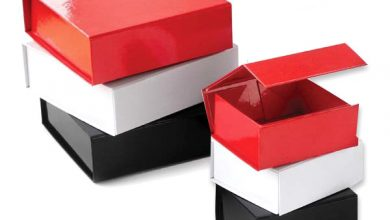 Photo of Custom Rigid Boxes Wholesale Designs for an Elegant Look