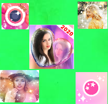 Photo of Top 5 Sparkle Effect & pip Camera Photo Editor