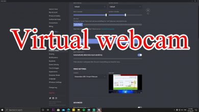 Photo of What is a Virtual webcam and How to solve its driver issue?