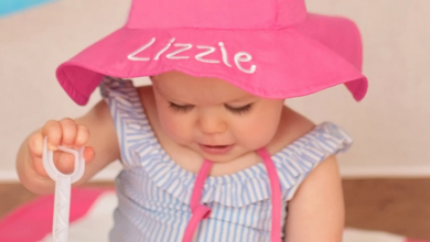 Photo of Babies Hats: Beautiful Accessory for a Photo Shoot