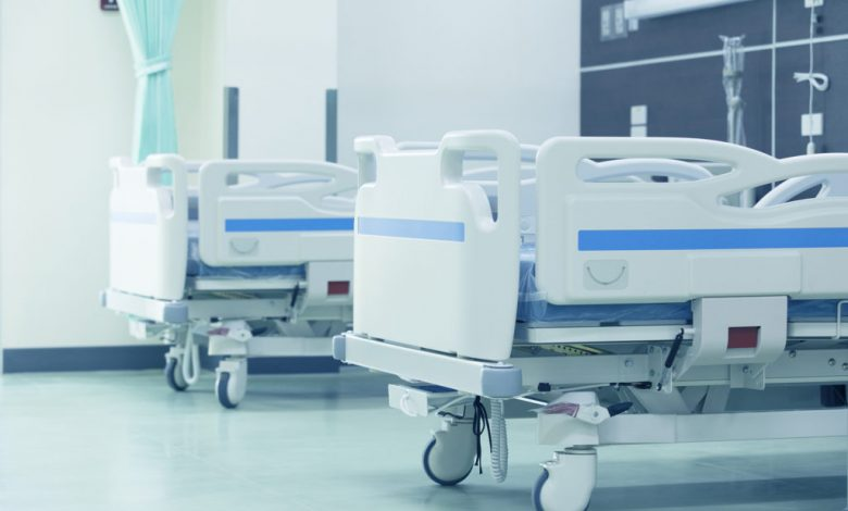 electric hospital bed in Pakistan