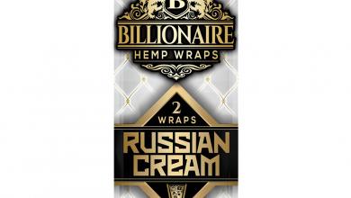 Photo of Billionaire Hemp Wraps Russian Cream