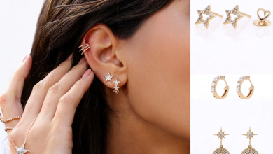 Photo of 3 Types of Earrings Every Woman Must Know About