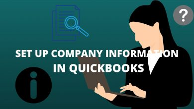 Photo of How to set up company information in QuickBooks