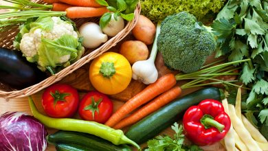 Photo of Healthy Heart and Green Vegetables