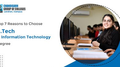 Photo of Top 7 Reasons to Choose B.Tech in Information Technology Degree
