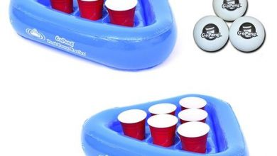Photo of Pool Beer Pong, an Outdoor Sport to Organize Beer Pong Effectively