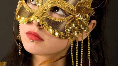 Photo of Wear Masquerade Ball Eye Mask In Any Party And Become A Part Of Trend