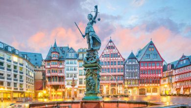 Photo of Wonderful Places to Visit in Frankfurt In 2021