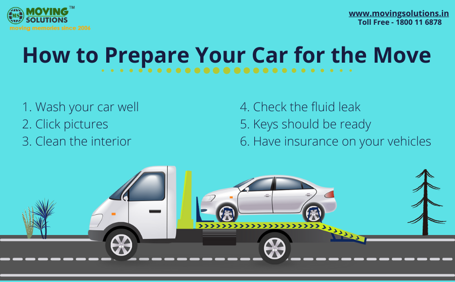 How to Prepare Your Car for the Move - Moving Tips