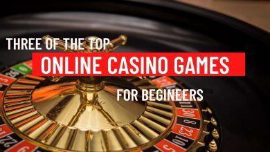 Photo of Three of the Top Online Casino Games for Beginners
