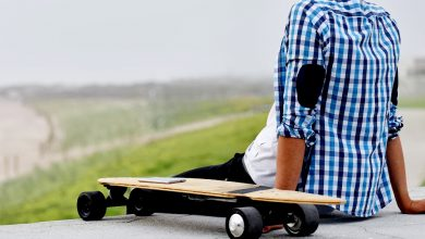 Photo of How much is electric skateboard